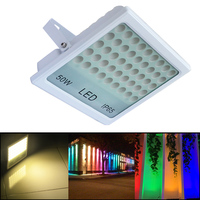 10pcs/lot LED Flood Light lights Waterproof IP65 floodlight 50W 30W 20W Landscape LED outdoor Spotlight LED Street Lamp