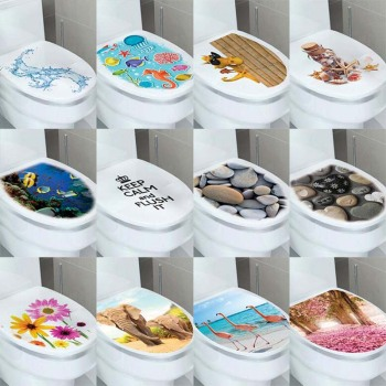 Stickers Abattant WC