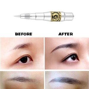 Image 5 - 新しい電気アートメイク眉毛タトゥーマシンのための眉毛永遠メイク U PICK eu や米国プラグ 3 色