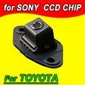 CCD car rear view camera estacionamento para Toyota Série Kamera NTSC PAL à prova d' água para o rádio GPS DVBT frete grátis (opcional)