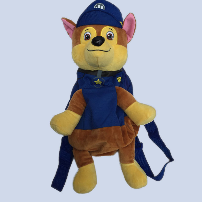 SHINEHENG-Cute-Cartoon-Puppy-Plush-Backpack-40CM-Cute-Dog-Bag-Anime-Figure-Juguetes-Kids-Toy-1