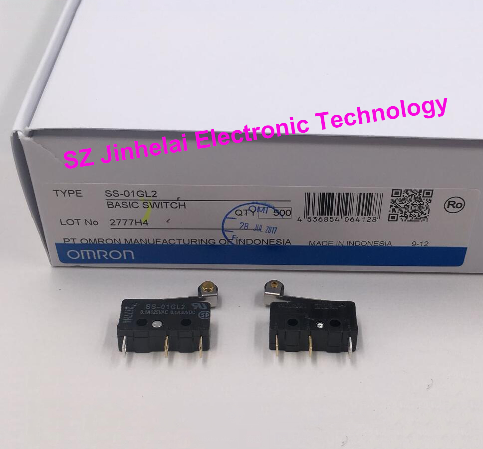 D2mv 01 1c1 Omron New And Original Micro Switch In Switches From Relay Mks2p 30vcd Ss 01gl2 01a 125vac