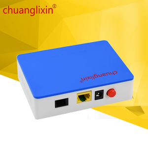 Image 3 - Chuanglixin 1G GEPON 1 port ONU EPON OLT 1.25G gepon onu EPON ONU ftth