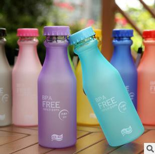 Free shipping Scrub Portable bottle Bottle Pop High quality cup
