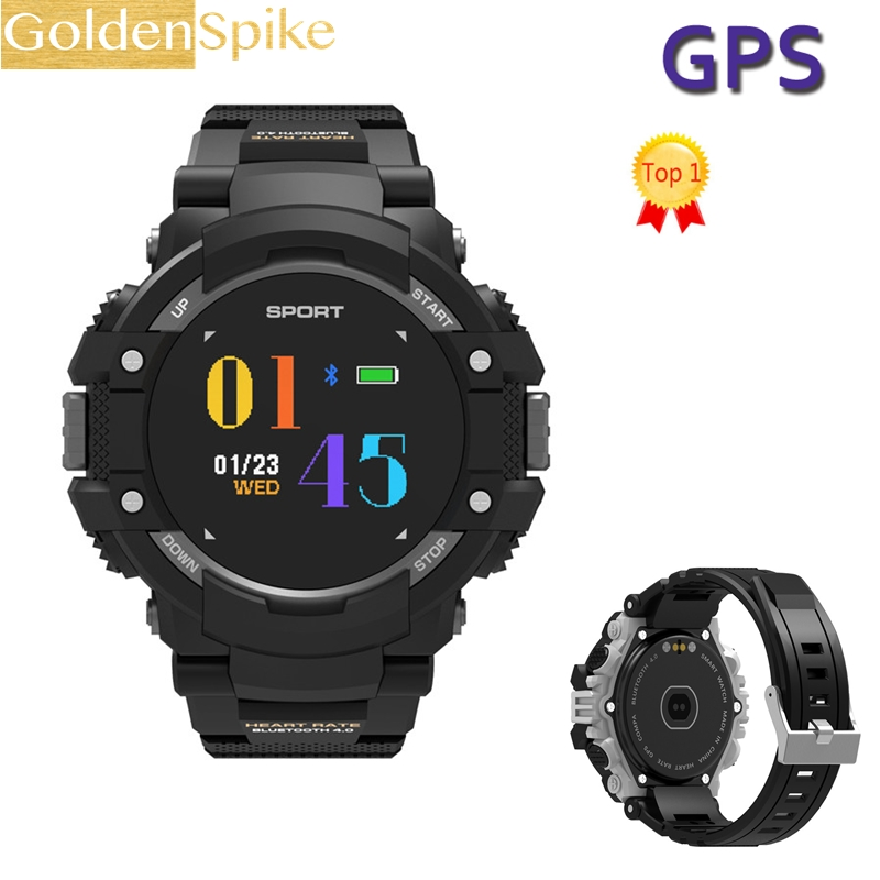 Bluetooth 4.2 Smart Watch F7 Waterproof IP67 Heart Rate Monitor Smartwatch for xiaomi HUAWEI Lenovo Android ios phone