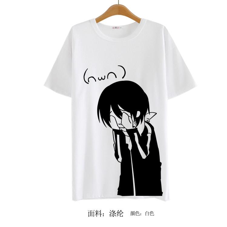 HTB1Jwf0MpXXXXXyXFXXq6xXFXXXV - Summer Style Sudadera Anime Tops Tee Casaul Noragami T-shirt