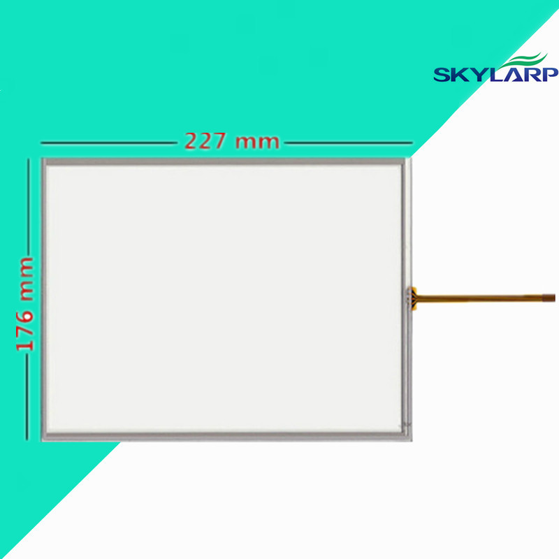 где купить original New 10.4 inch touch panel 227mm*176mm digitizer For Industrial equipment touch screen + USB driver board дешево
