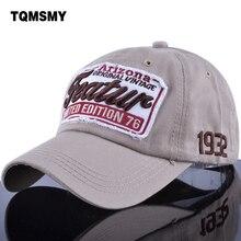 TQMSMY Fashion Baseball Cap Men Cotton Snapback Women Casual Hats Letter Arizona Gorras De Beisbol EDITION 76 Caps TMBS01