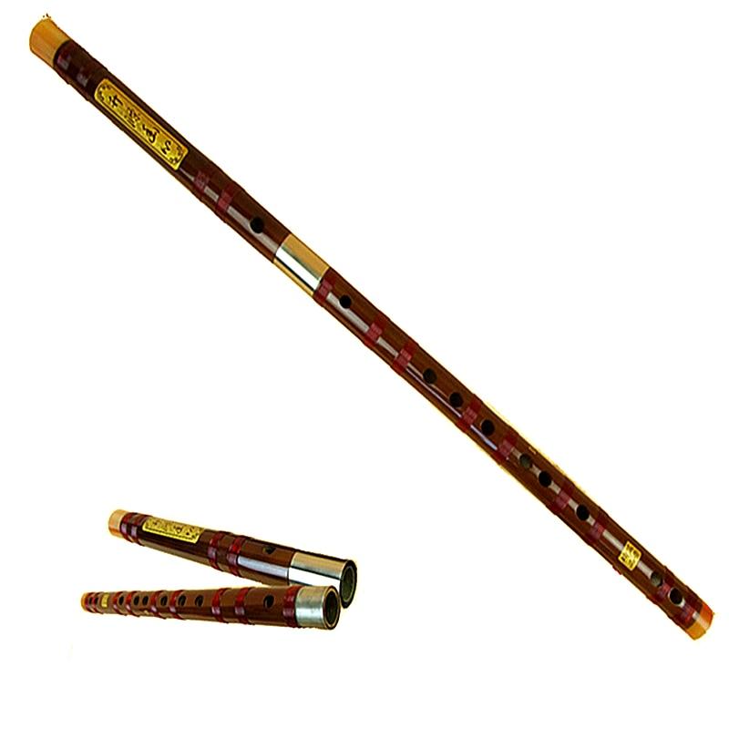 Professional Bambuk Fleyta Dizi Təbii Fleyta Açıq Dəlik