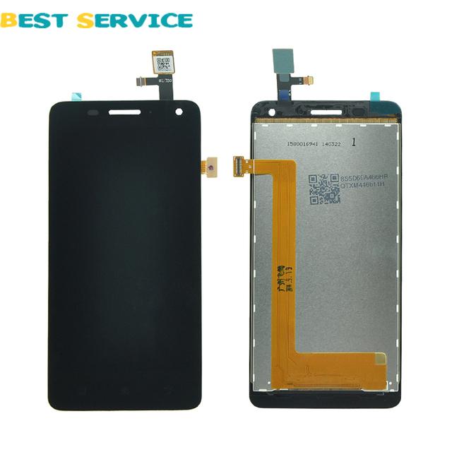 Para lenovo s660 pantalla lcd con panel táctil de cristal digitalizador asamblea piezas de repuesto + herramientas de envío gratis