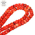 High Quality Loose Natural Coral Beads Fit Diy Bracelet Necklace Findings Handmade Spacer Beads For Jewelry Making F4009