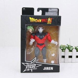 Image 5 - Dragon Ball Super Ultra Instinct Goku Jiren Figuur Migatte Action Figure Speelgoed Model Goku Wit God Dbz Beeldjes