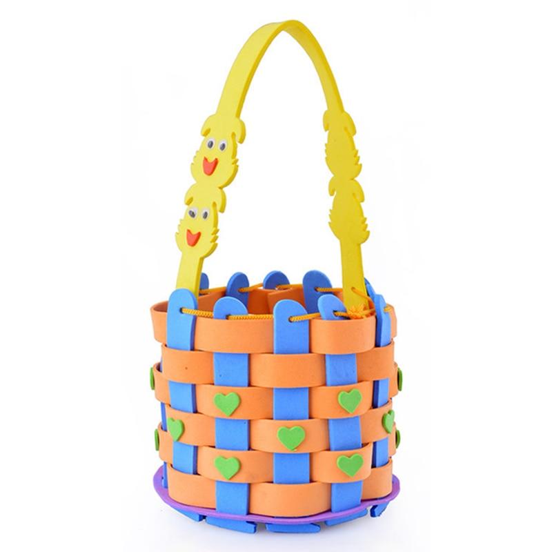 Handmade Baskets Diy : Diy cute handmade basket free shipping worldwide