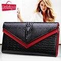 BVLRIGA bolsas de Hombro bolso de las mujeres mujeres de lujo de la marca de embrague de la tarde de la cadena mujeres messenger bags mujer carteras y monederos