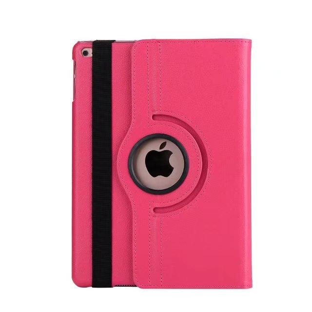 360 caja giratoria para iPad 9.7 2017 Nuevo modelo PU funda de cuero - Accesorios para tablets - foto 3