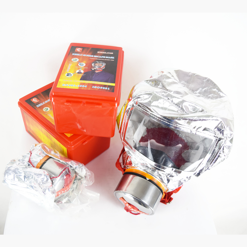 Energisch Feuer Atemschutzmaske