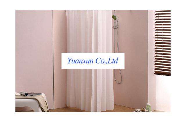 L Ply Bathroom Products Hanging Rods Shower Curtain Rod Right Angle Corner E Rustproof Aluminum Alloy Waterproof In Poles From Home