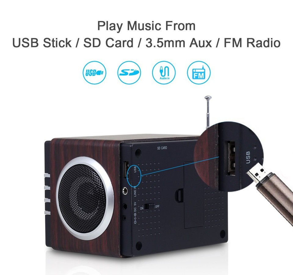 MP3 USB Radio