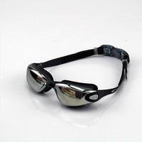 Okulary pływackie okulary anti fog wodoodporne antimist podwodne sport okulary okulary męskie sportwear mężczyźni Kobiety