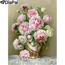 DIAPAI Diamond Painting 5D DIY 100% Full Square/Round Drill Flower landscape Diamond Embroidery Cross Stitch 3D Decor A24439 diapai 100% full square round drill 5d diy diamond painting flower landscape diamond embroidery cross stitch 3d decor a21095