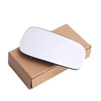 Right Side High Quality Heated Mirror Glass For VW Jetta Golf Passat B5 B5 5 MK4