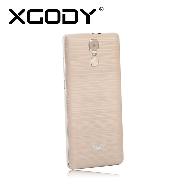 XGODY Y14 6 inch 3G Smartphone MT6580 Quad Core 512MB RAM 8GB ROM Android 5.1 Mobile Cell Phone Dual SIM 5.0MP GPS WiFi