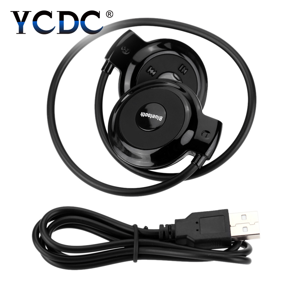 YCDC Mini 503 Bluetooth Headphones Wireless Earphone Sports Running Headset Ear-hook With Mic Fone De Ouvido