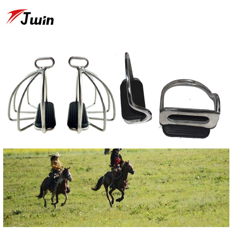 Stirrup Horse Riding Equestrian Lightweight Aluminum Stirrups