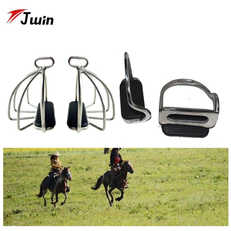 Stirrup Horse Riding Equestrian Lightweight Aluminum Stirrups