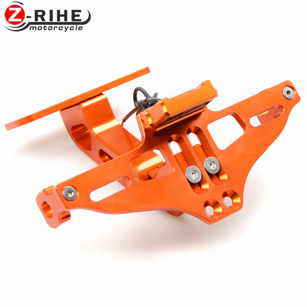 motorcycle Universal Fender Eliminator License Plate Bracket Ho Tidy Tail For bmw ktm yamaha z750 z800 r3 f800gs duke r1200gs mtmotorcycle Universal Fender Eliminator License Plate Bracket Ho Tidy Tail For bmw ktm yamaha z750 z800 r3 f800gs duke r1200gs mt