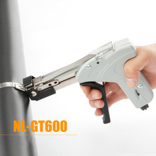 Zip-Tie Fastening-Tool Stainless-Steel for with A-Width of Special-Pliers Tension-Cut-Off-Gun
