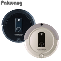 Wireless Robotic Vacuum Cleaners Used For Home Appliance