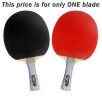 Original DHS 6002 Long Shakehand FL Table Tennis Ping Pong Racket + a Paddle Bag shakehand Long Handle FL
