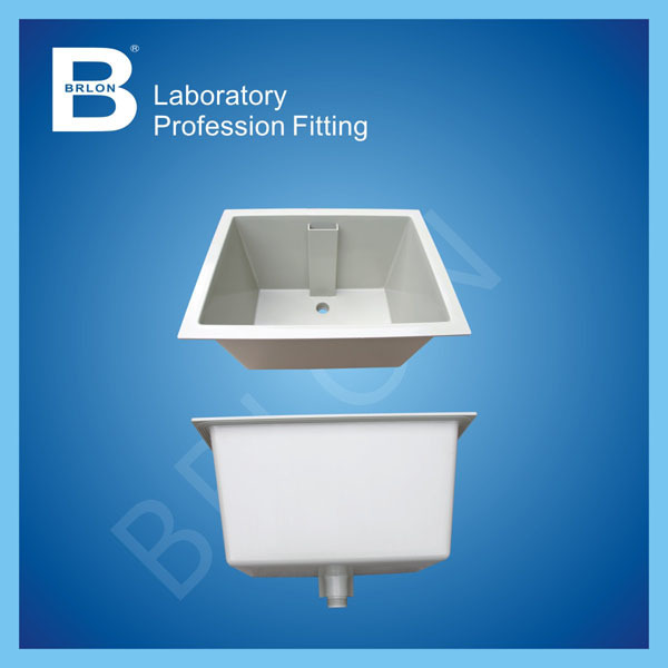Highly Quality Medical Small Polypropylene Lab Sink ,Science Sink