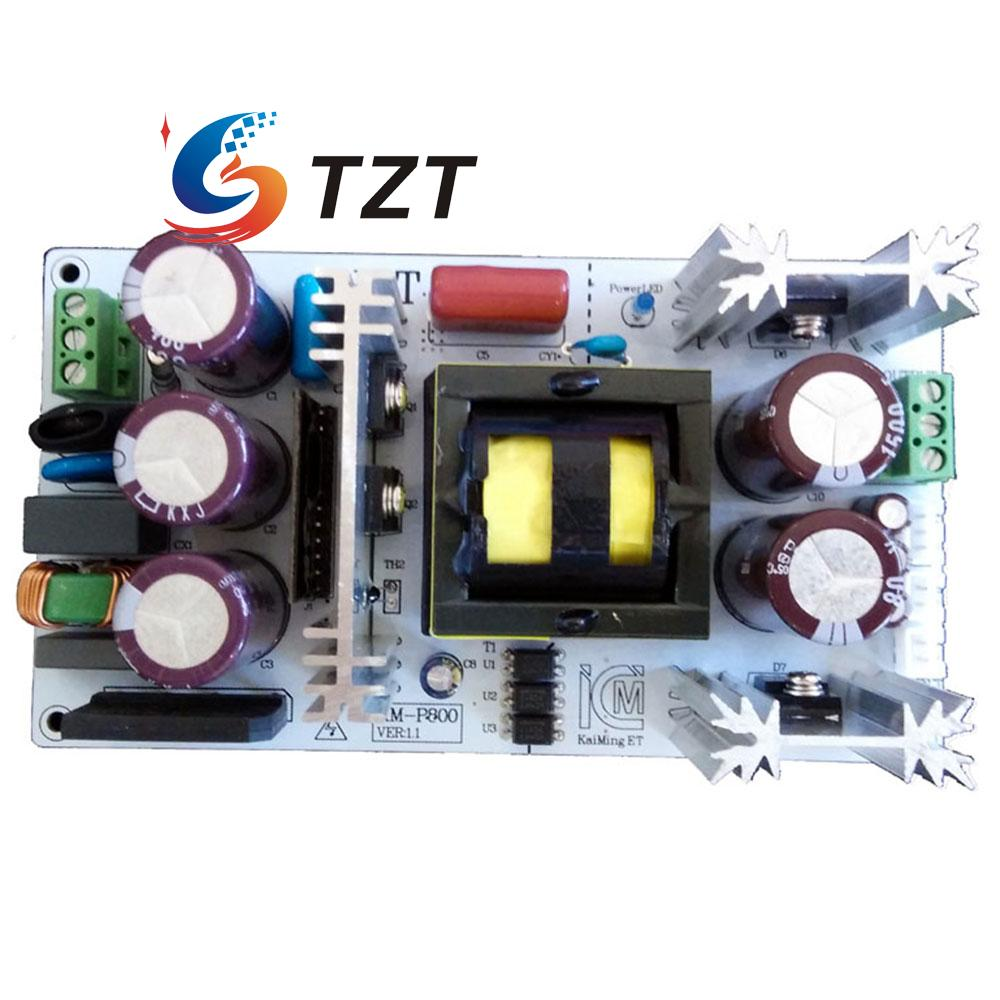 Digital Switching Mode Power Supply Module 800W Class A for Audio Power Amplifier switching power supply module free
