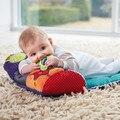 Детские Младенческой Спящая Игры Хут Полосатый Трикотажные Коляска Детская Кроватка детская Кроватка Моисей Одеяло