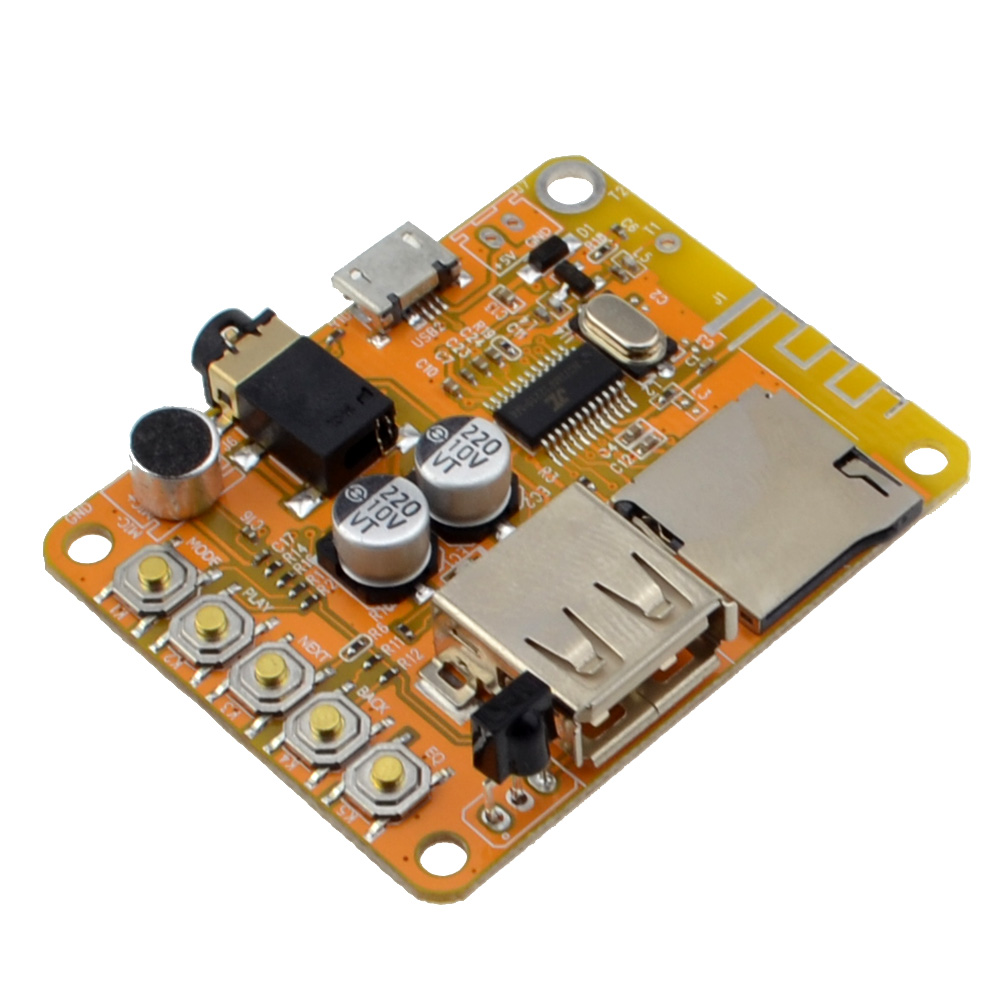 Diy Bluetooth 42 Wireless Audio Receiver Board Stereo Sound Module 13w Amplifier Circuit Using Ta8200ah 5v With Mobile App Control Function And Hands Free Calls In From Consumer
