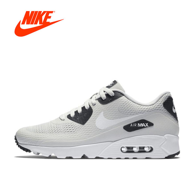 timeless design c1480 432f6 Original New Arrival Authentic Nike AIR MAX 90 ULTRA Men s Breathable  Running Shoes Sports Sneakers Comfortable Breathable