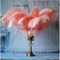 50 pcs ostrich feather ostrich feather 55 60 cm/22 24 inches high quality ostrich feathers for wedding decorations