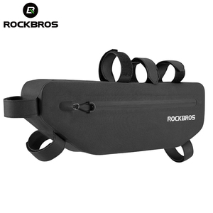 B-soul Portable Waterproof Bike Saddle Bag Portable Cycling Seat Pouch Bicycle Tail bags Rear Pannier Cycling equipment(China)