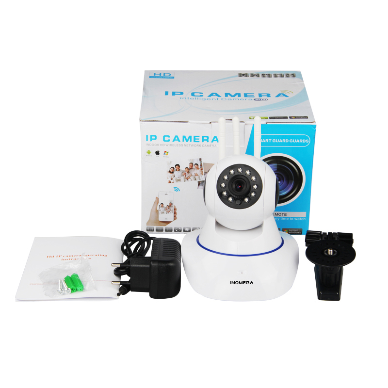 INQMEGA 1080P Cloud Wireless IP Camera Auto Tracking Indoor Home Security  Surveillance Camera wifi CCTV Network cam Baby Monitor