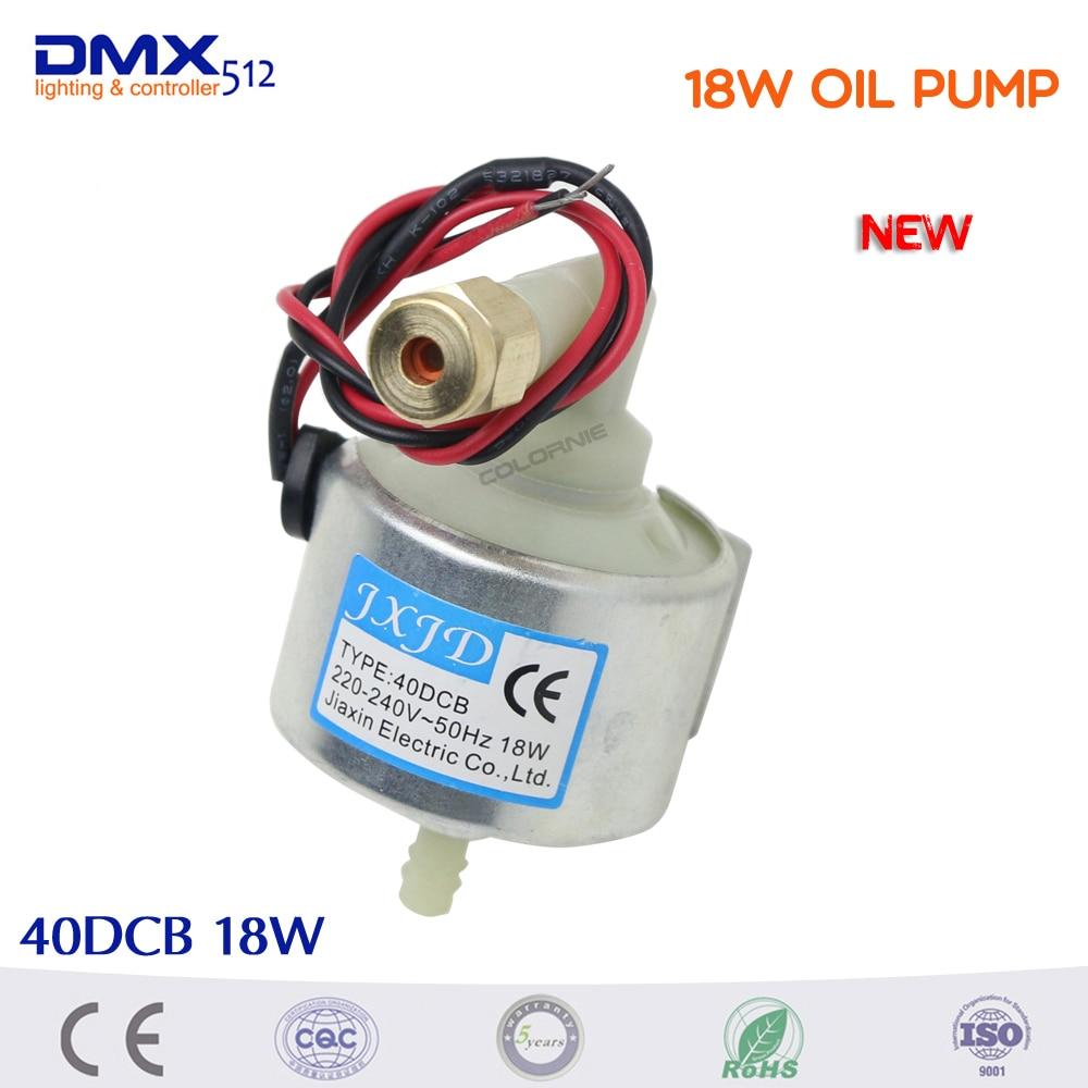 Promotion!!  40DCB 18W Oil Pump 400w 600w 900w Smoke Machine Dj Equipment Professional Stage Oil Pump