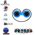 Bluetooth 4.0 Mini Cool 503 Esporte Sem Fio Fones De Ouvido Fones de Ouvido Estéreo de Música 503 com 16 gb de memória tf cartão micro sd rádio fm 11b5