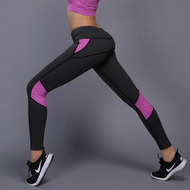 Women Yoga Set Gym Fitness Clothes (9)