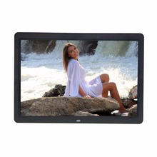 15 inch loop playback play picture and video video player electronic album digital photo frame digital picture frame