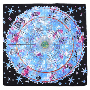 Big Tarot Tablecloth 100*100cm
