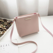 2018 New female bags quality pu leather soft face women