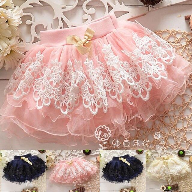 5b52edac7 € 3.59 |Aliexpress.com: Comprar 2018 bebé princesa verano Floral tutú Mini  falda nuevo pañal pastel Tutus niñas faldas niños faldas cortas de ...