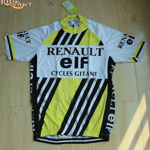 e00157c55 RIDE POINT RENAULT Men Summer Cycling Jerseys Short Sleeve Sport MTB or  Road Bike Clothes Cycling Wears Shirt Ropa Ciclismo 2017