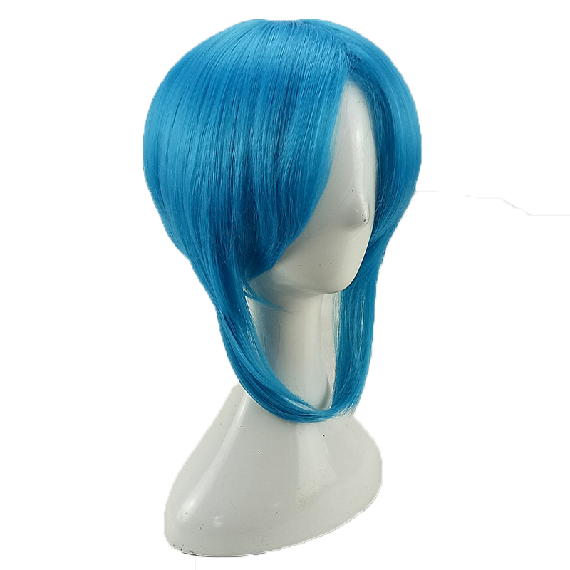 HAIRJOY Synthetic Hair Cosplay Wigs Blonde Pink Blue Purple Costume Wig Free Shipping 42